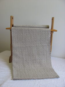 grey cormo couch throw